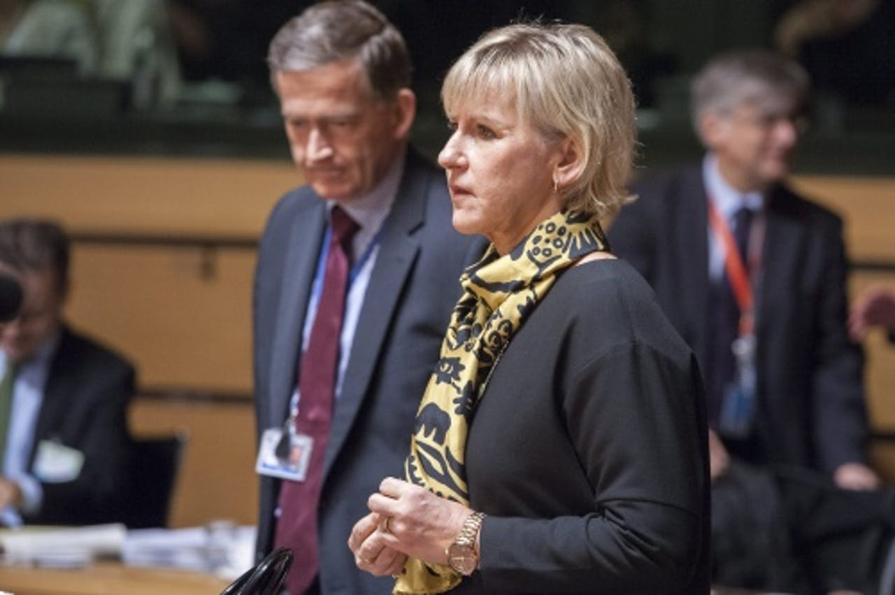 Margot Wallström. EPA