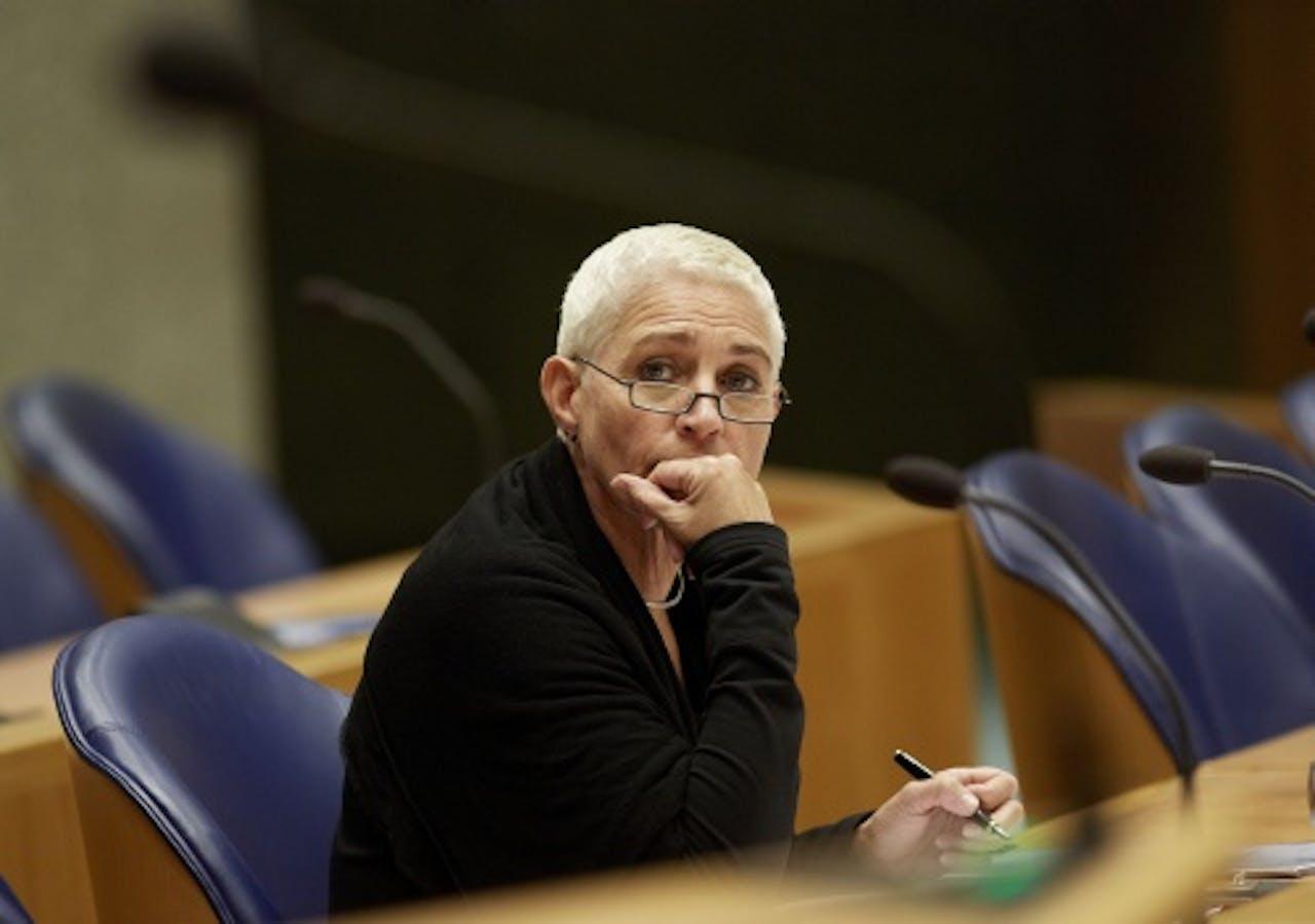 Wilma Mansveld. ANP