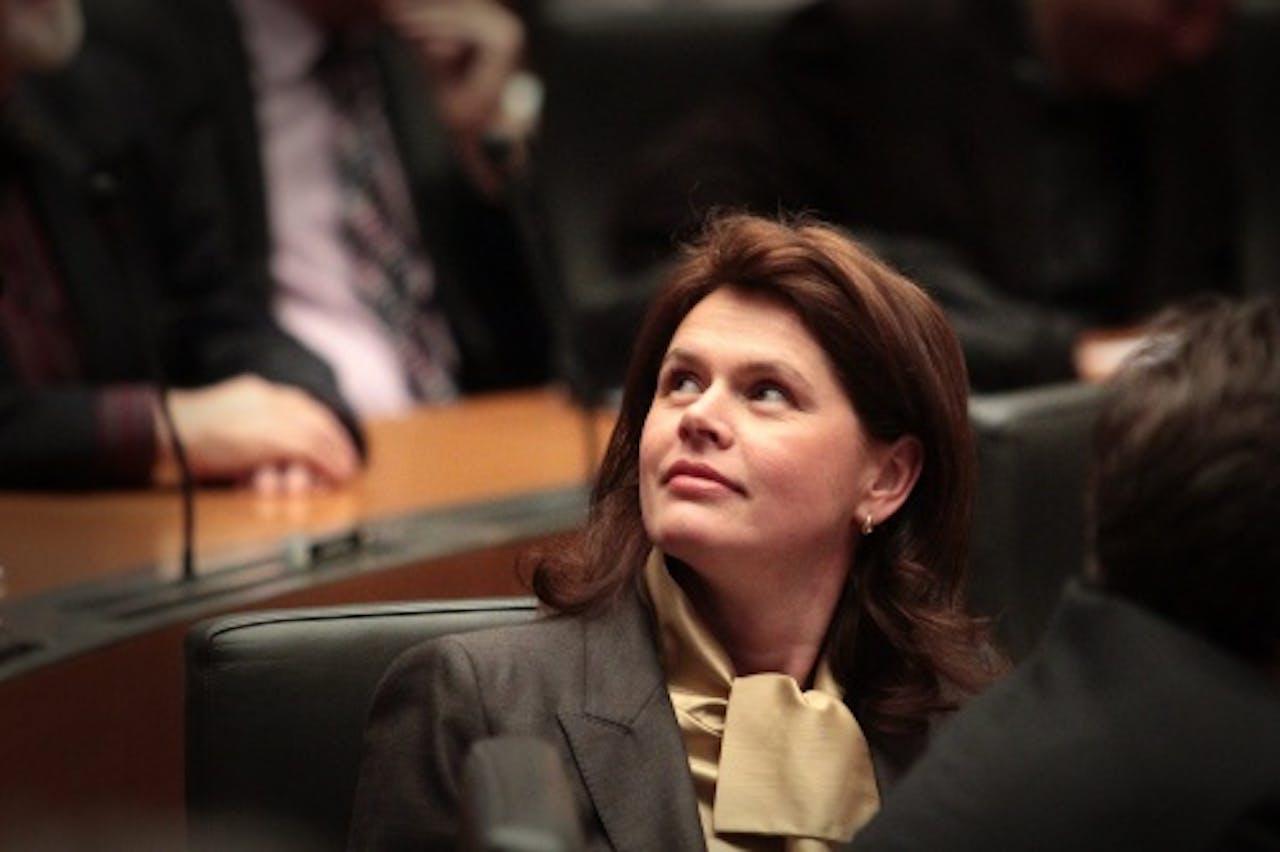Alenka Bratusek. EPA