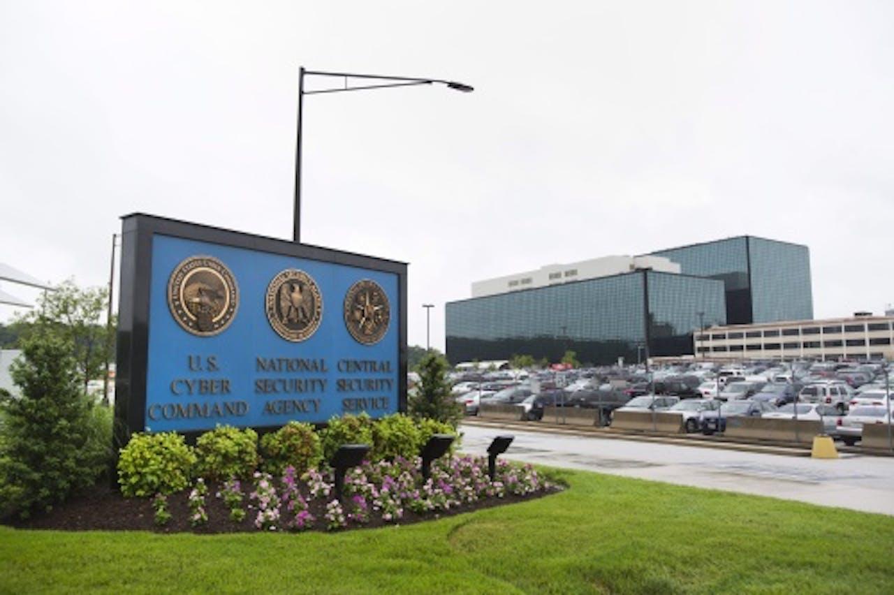 Hoofdkantoor van de NSA in de VS