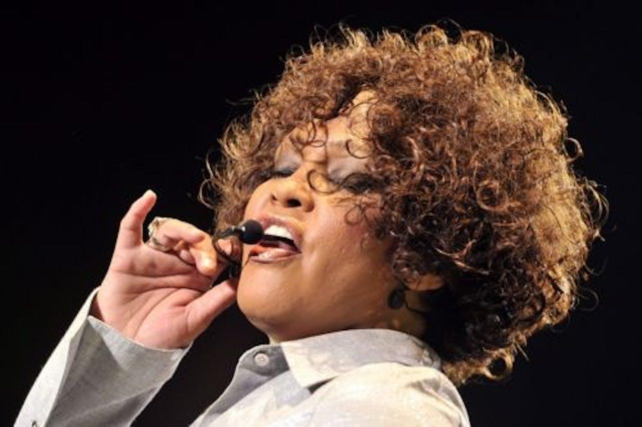 Whitney Houston. EPA