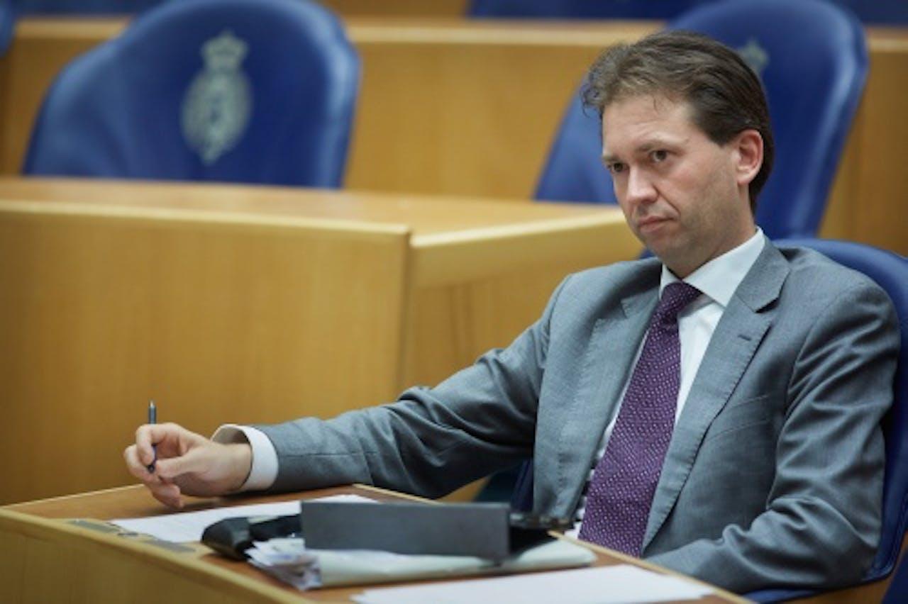 Eddy van Hijum. ANP