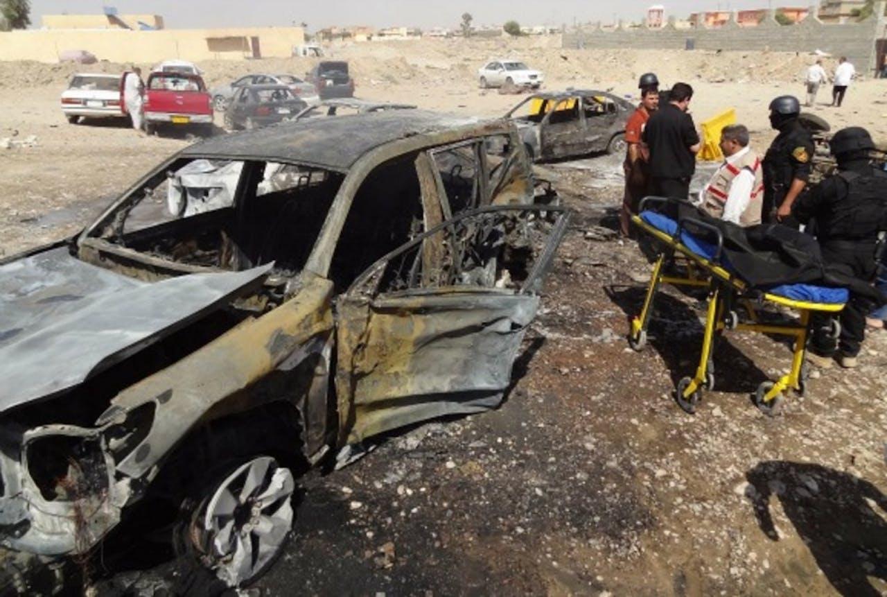 In de buurt van de noordelijke stad Kirkuk ontplofte begin september een autobom waarbij zeven mensen om het leven kwamen.