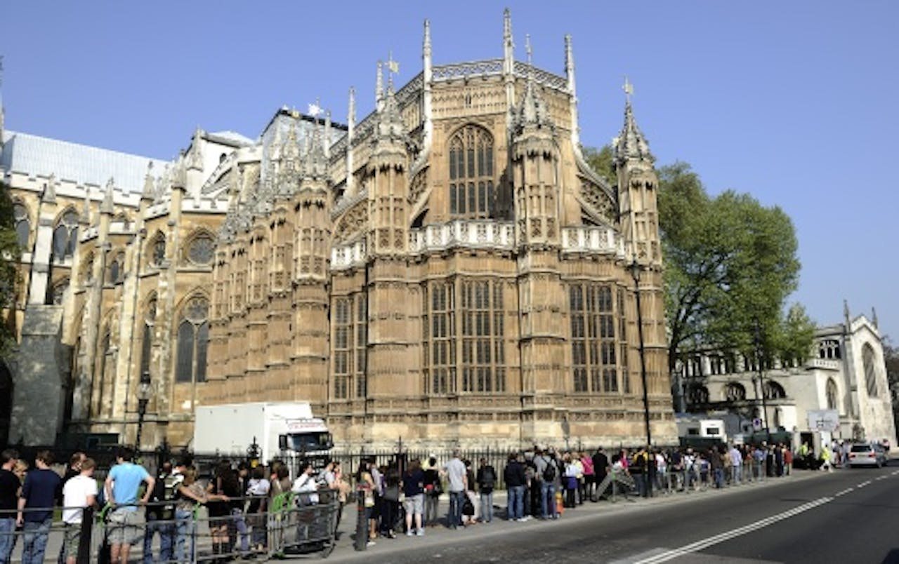 Westminster Abbey. ANP