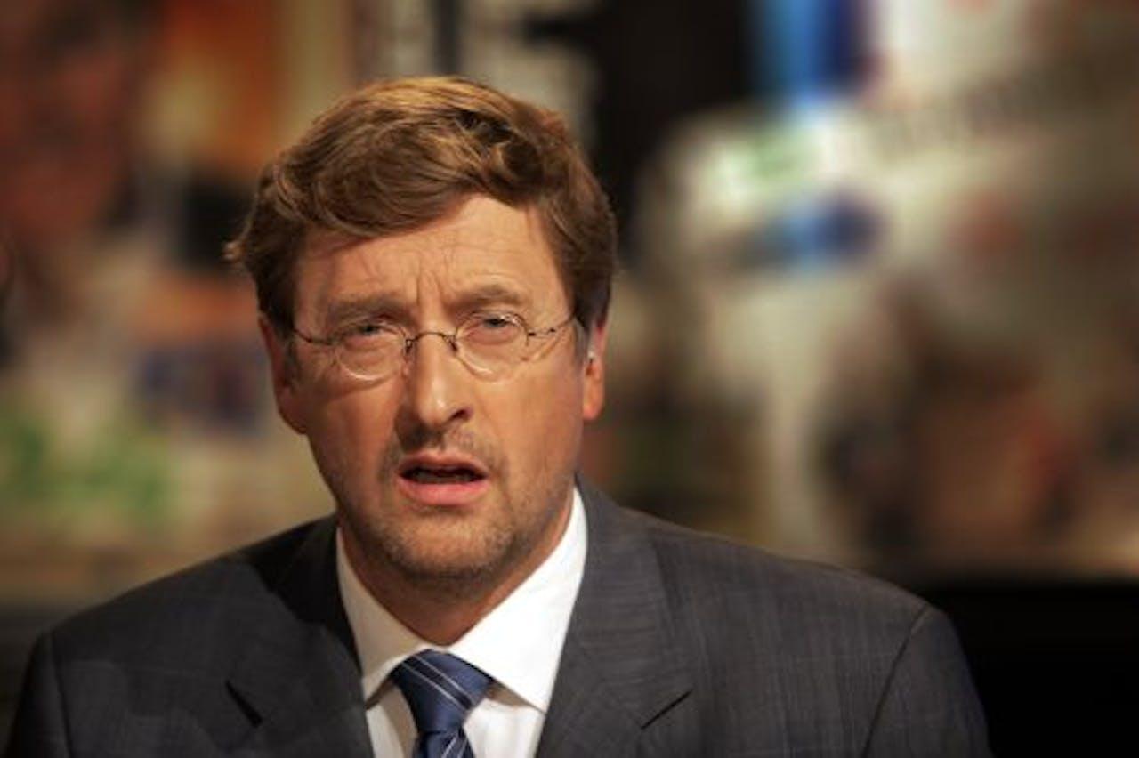 Ferry Mingelen heeft tijdens de verkiezingsavond op Nederland 1 politieke duiding gegeven. ANP