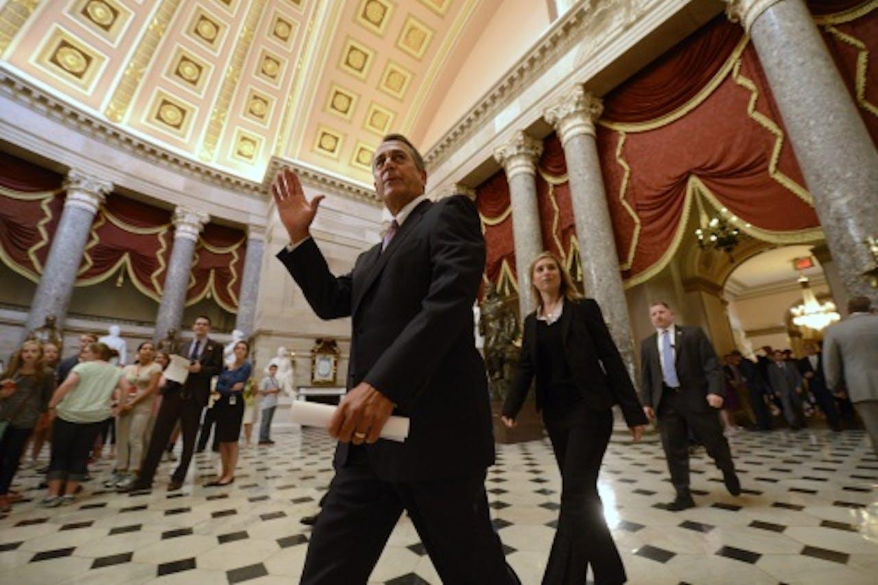 John Boehner. EPA