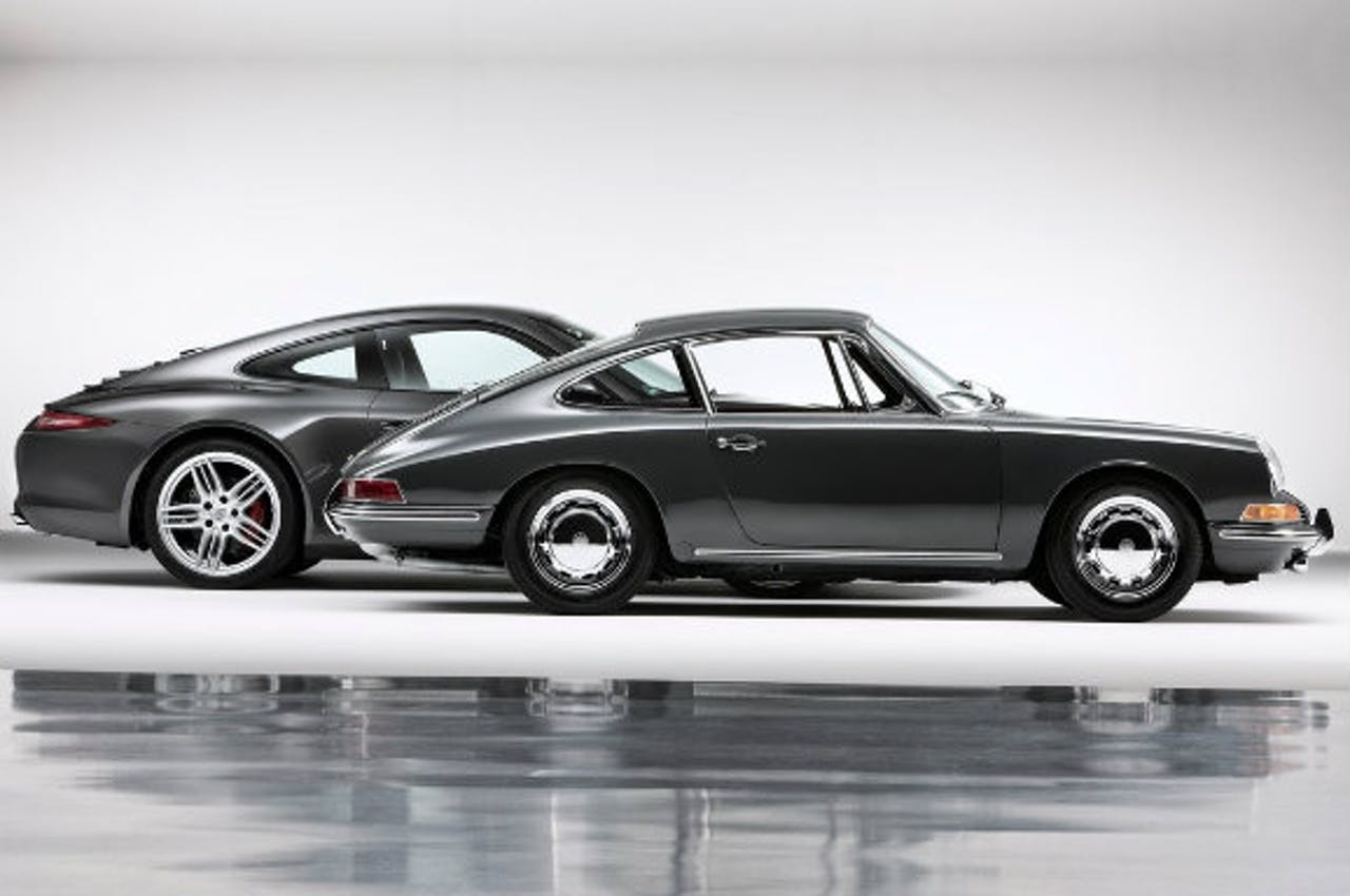 50 jaar Porsche 911