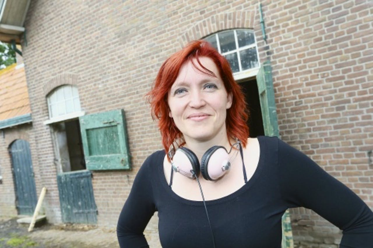 Tallulah Schwab. ANP KIPPA