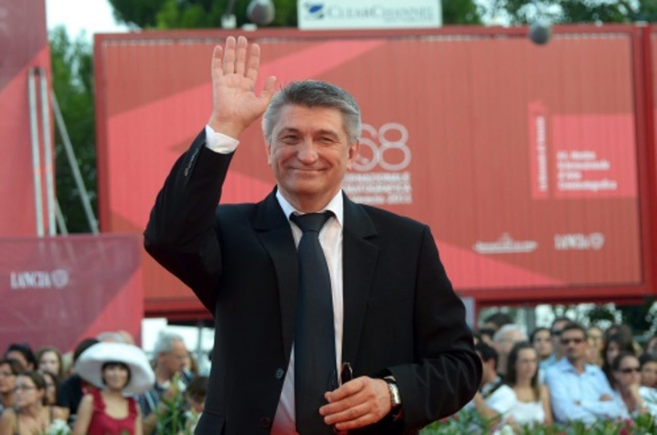 Alexander Sokurov. EPA