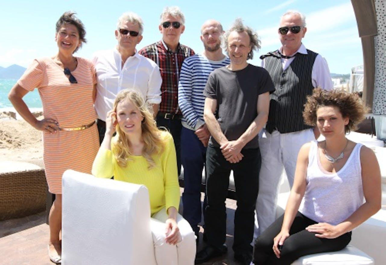 De cast van Borgman. ANP Kippa