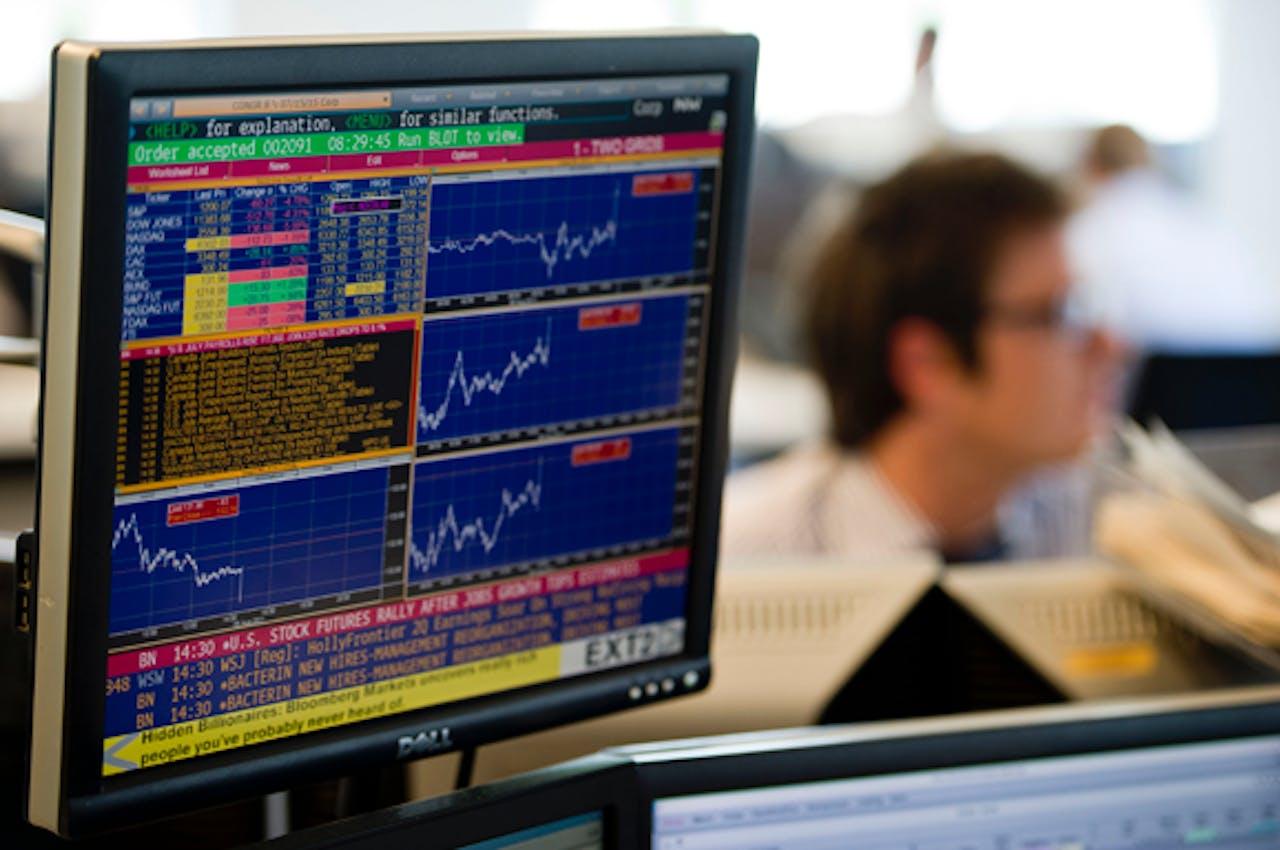 In de etalage: een deelname aan een beleggingsfonds van €250,-