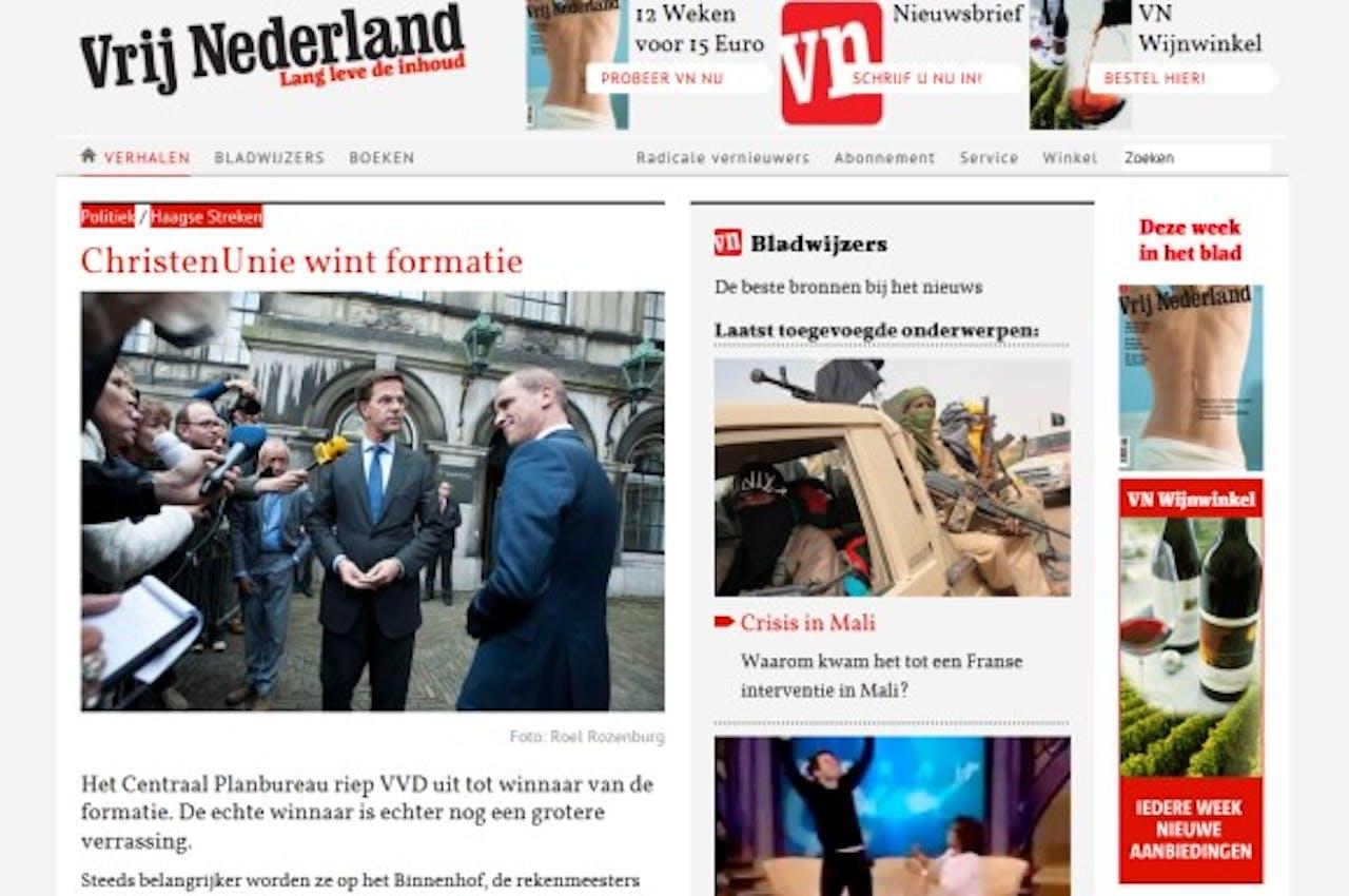 Weekbladpers Media kiest voor Adfab Digital voor de verkoop van online media