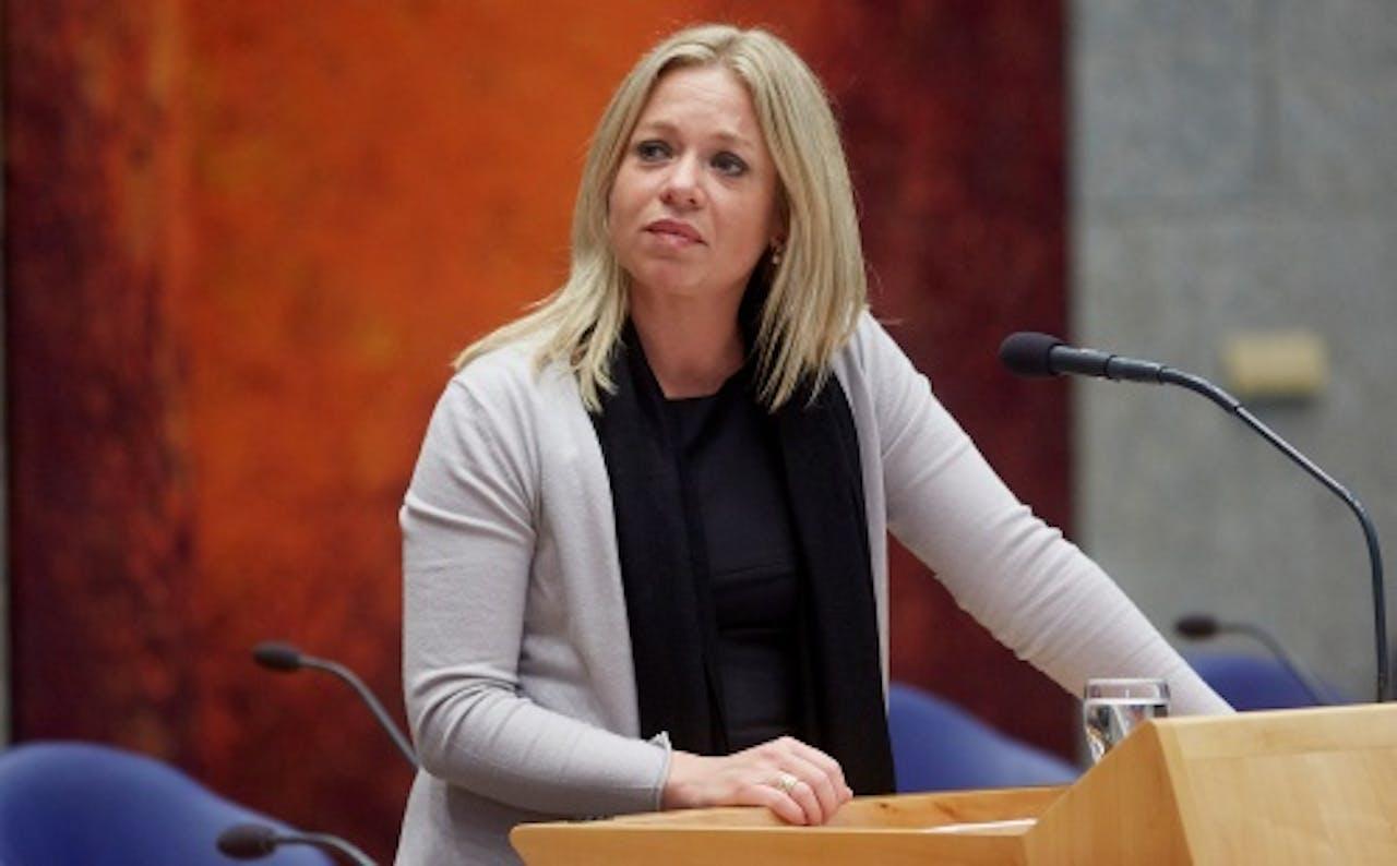Jeanine Hennis-Plasschaert. ANP