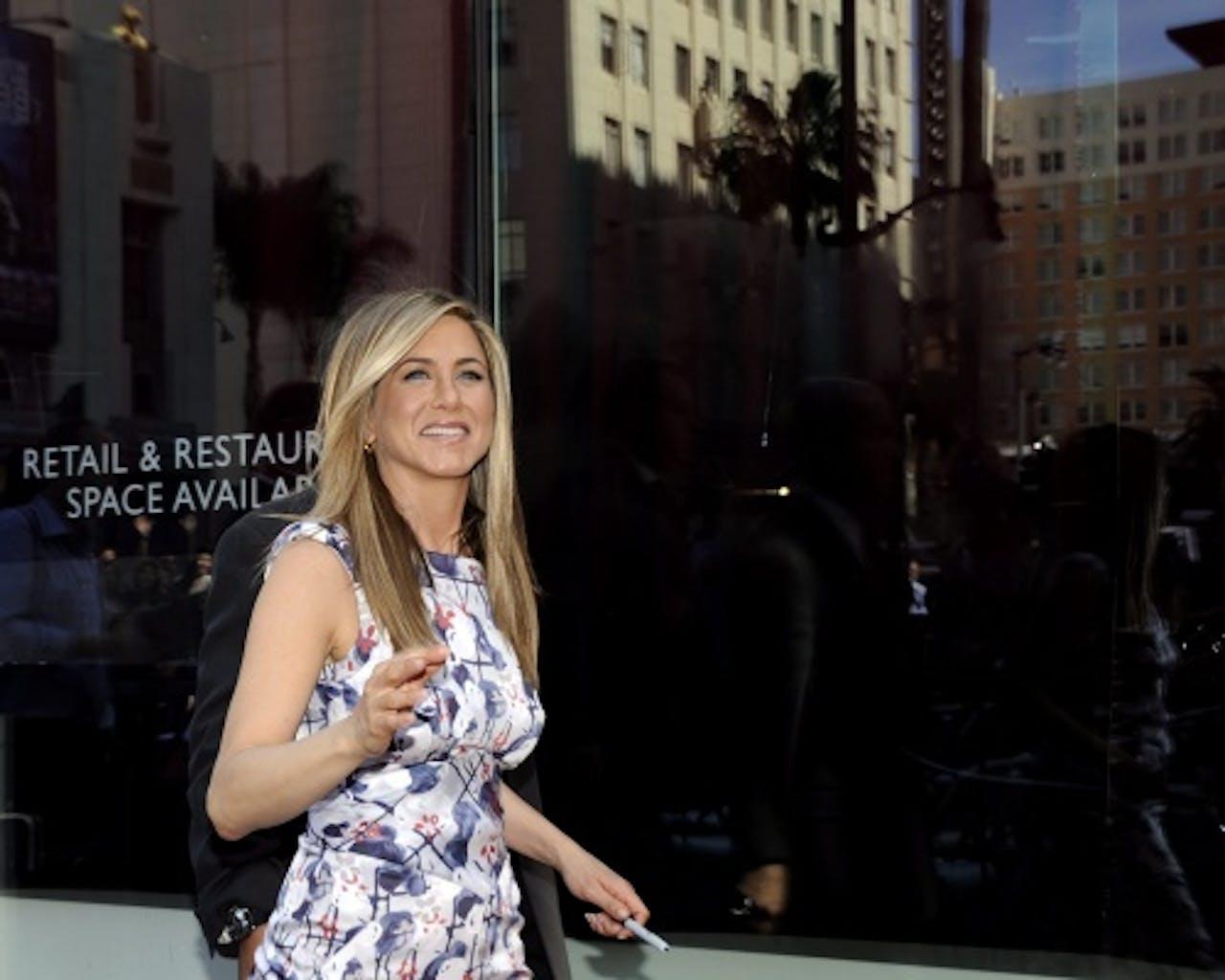 Jennifer Aniston, EPA