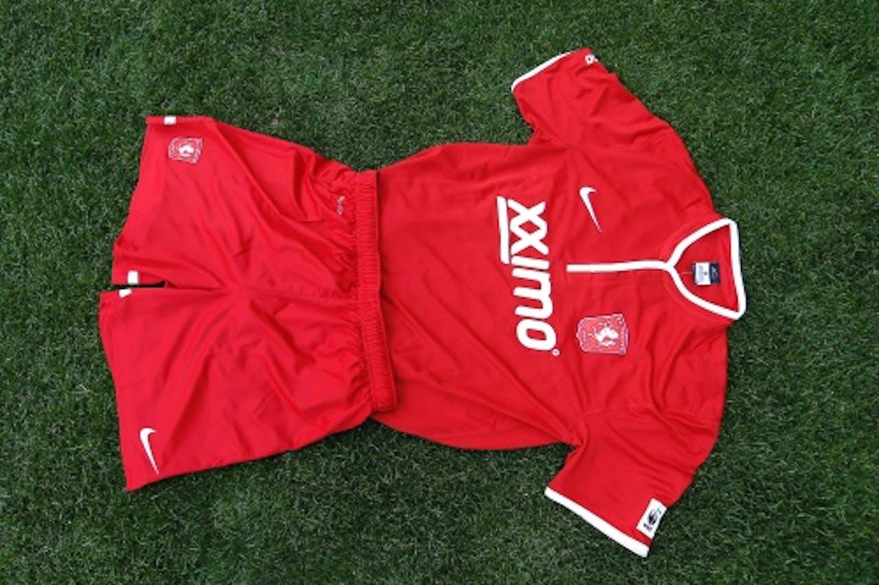 Thuistenue FC Twente, ANP