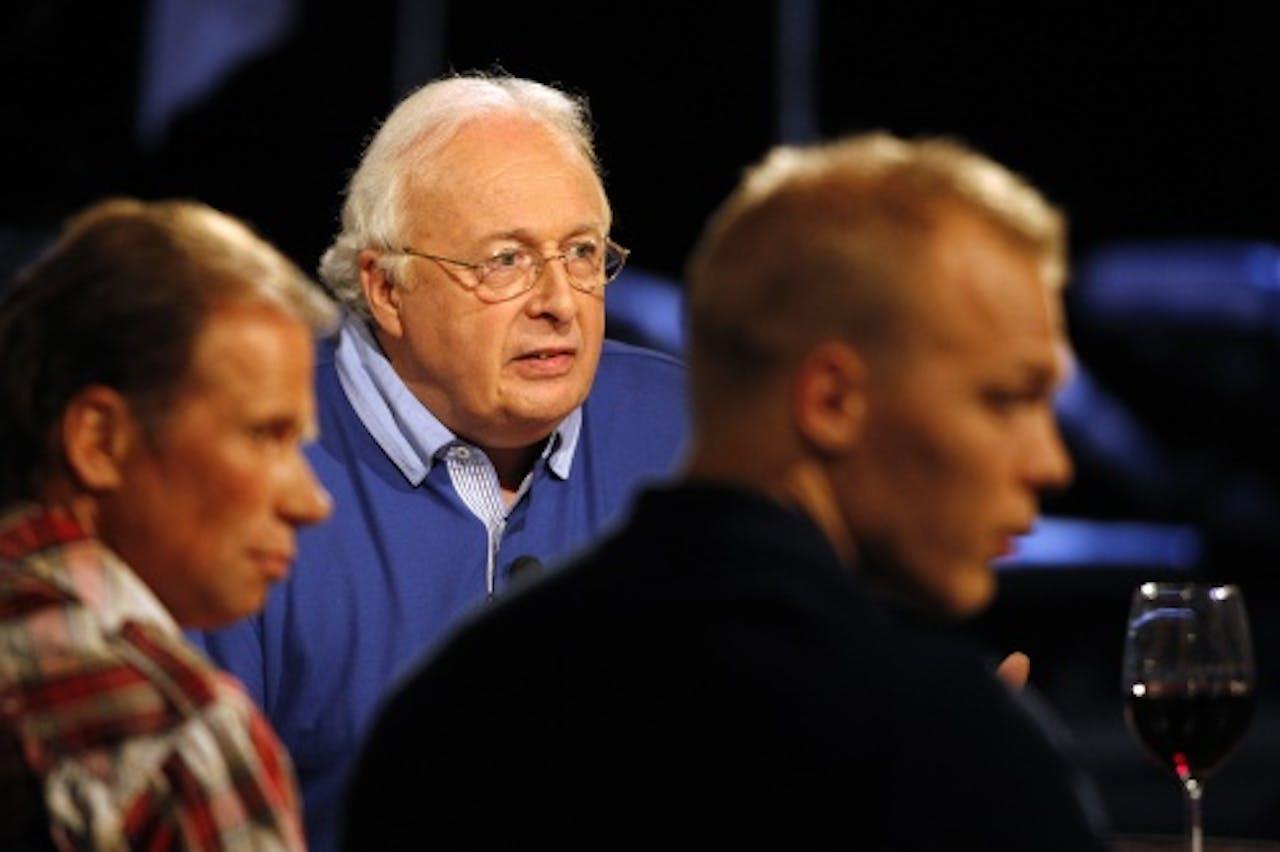 Henk Lubberding (L).ANP Kippa