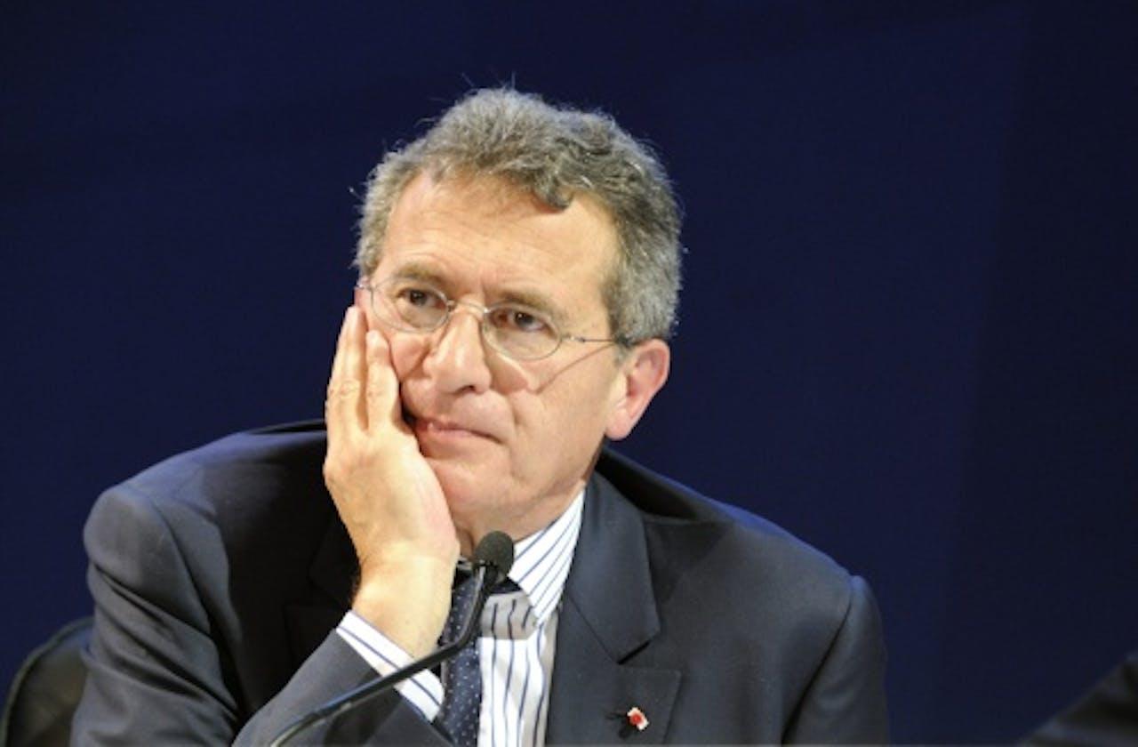 Jean-Cyril Spinetta. EPA
