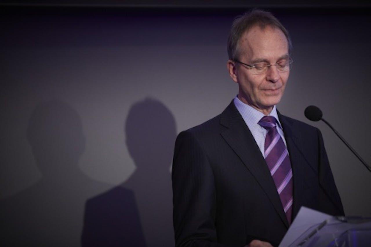 Archiefbeeld minister economische zaken Henk Kamp. ANP