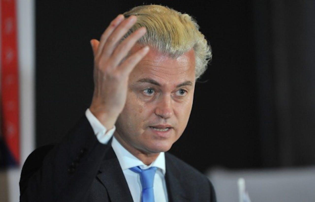 Geert Wilders. EPA