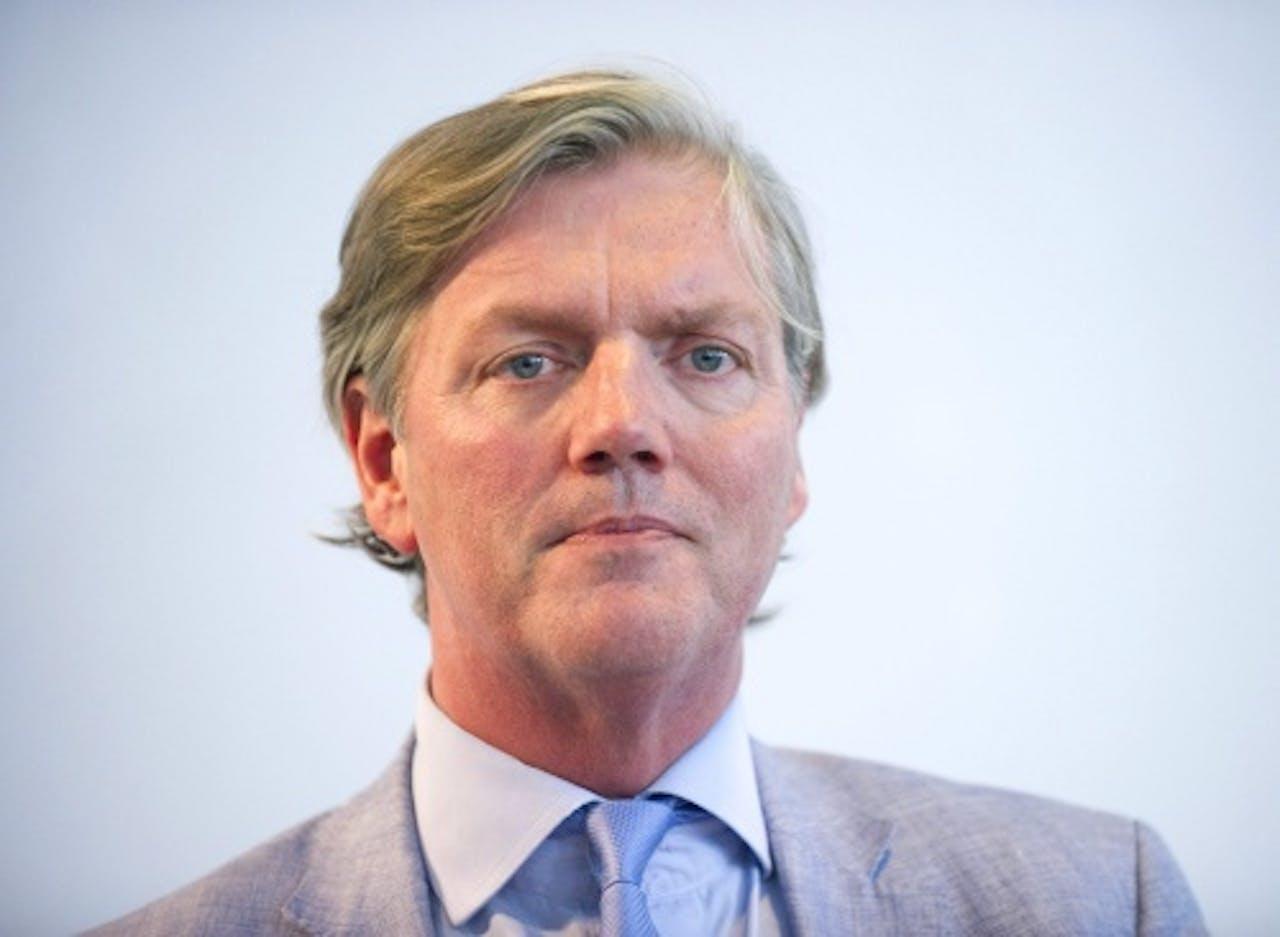 Victor Muller. EPA