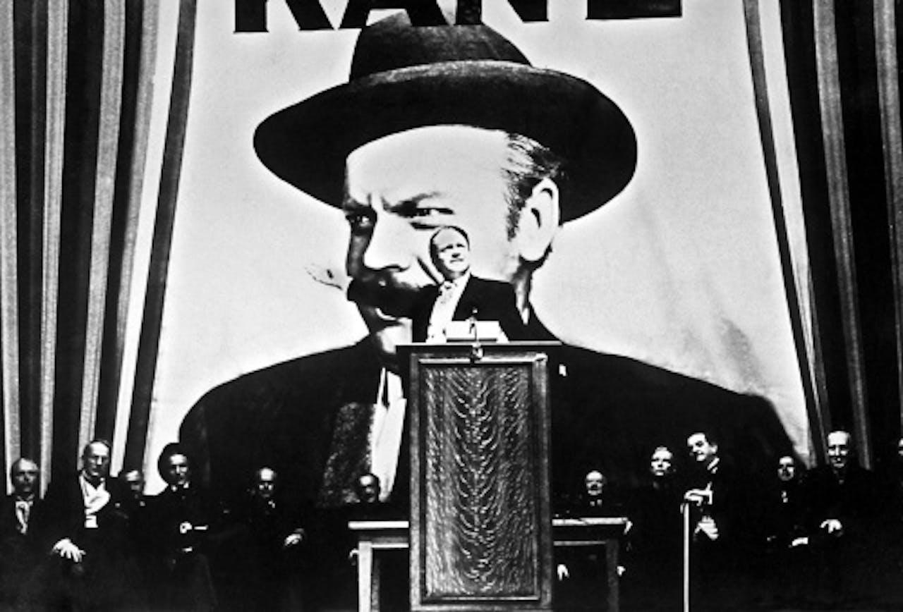 Citizen Kane. EPA