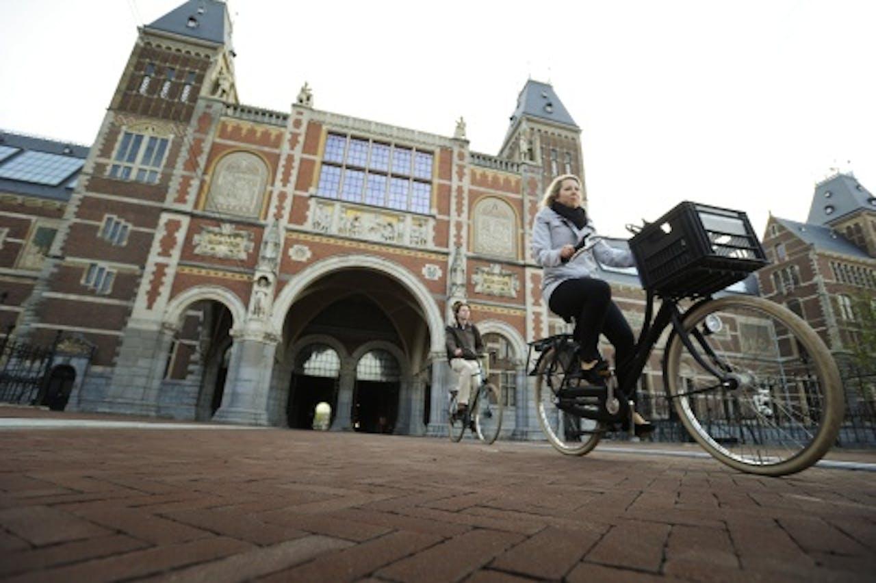 Het Rijksmuseum. ANP
