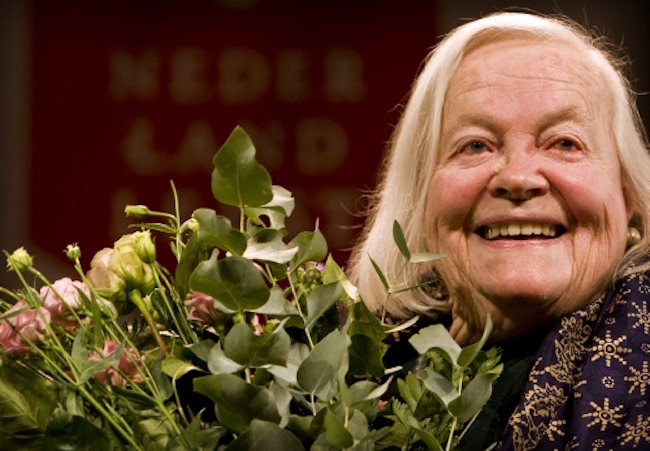 Hella Haasse in 2009. ANP
