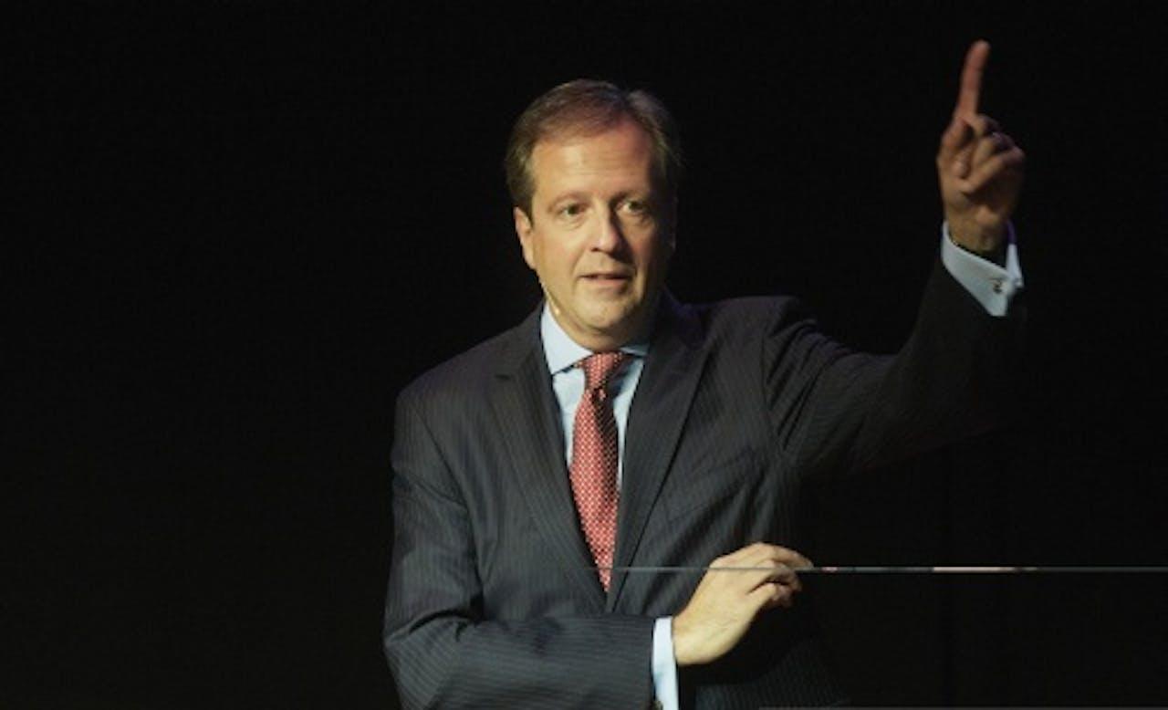 Alexander Pechtold. ANP