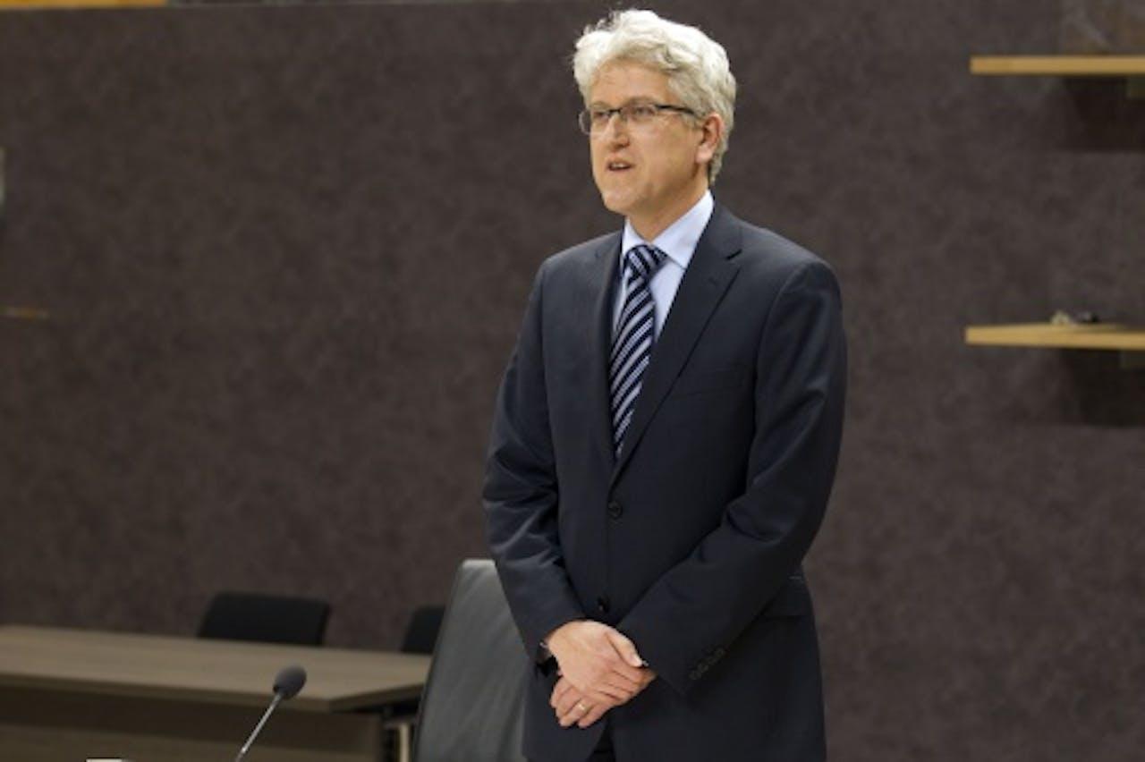 Rudi Kleijwegt. ANP