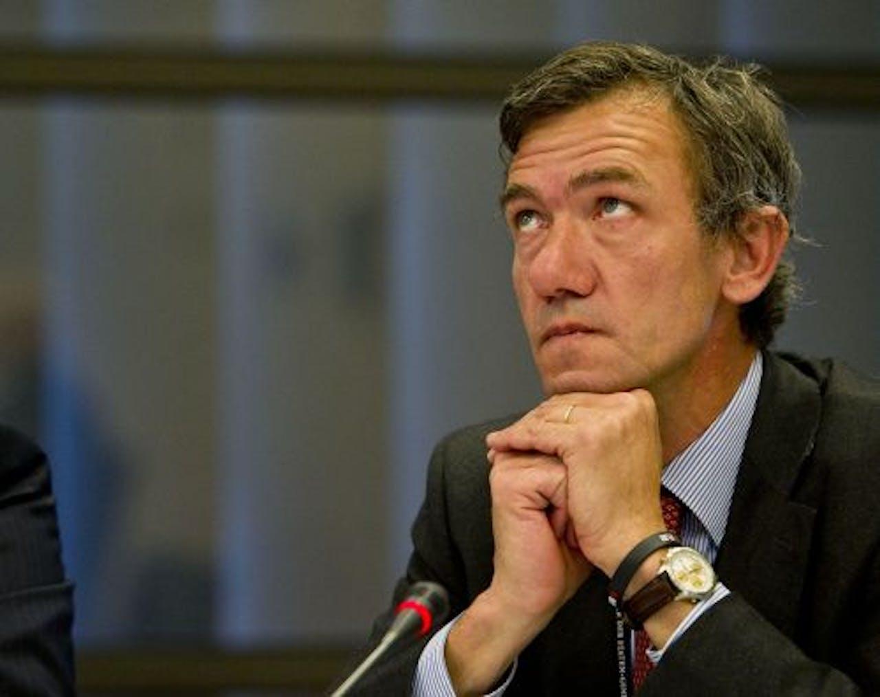 VVD'er Matthijs Huizing. ANP