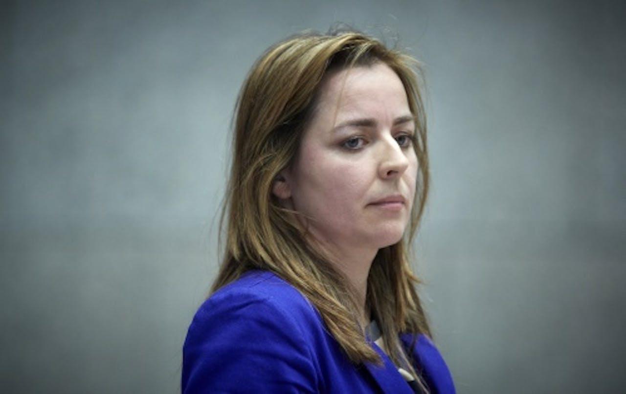 Marianna Thieme. ANP
