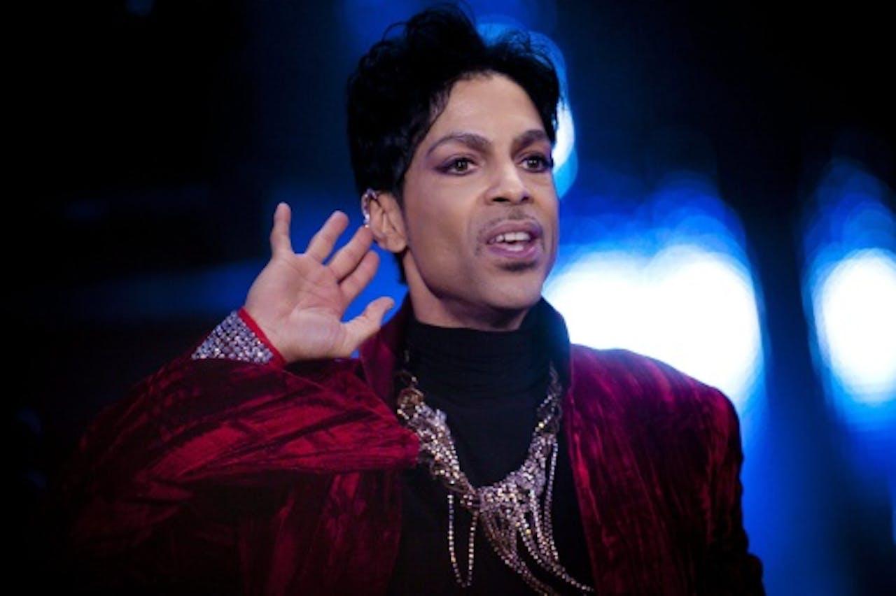 Prince (archieffoto). EPA