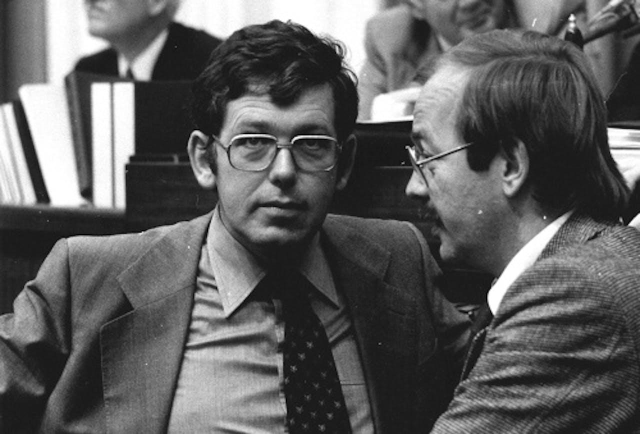 Van Houwelingen in 1978. ANP