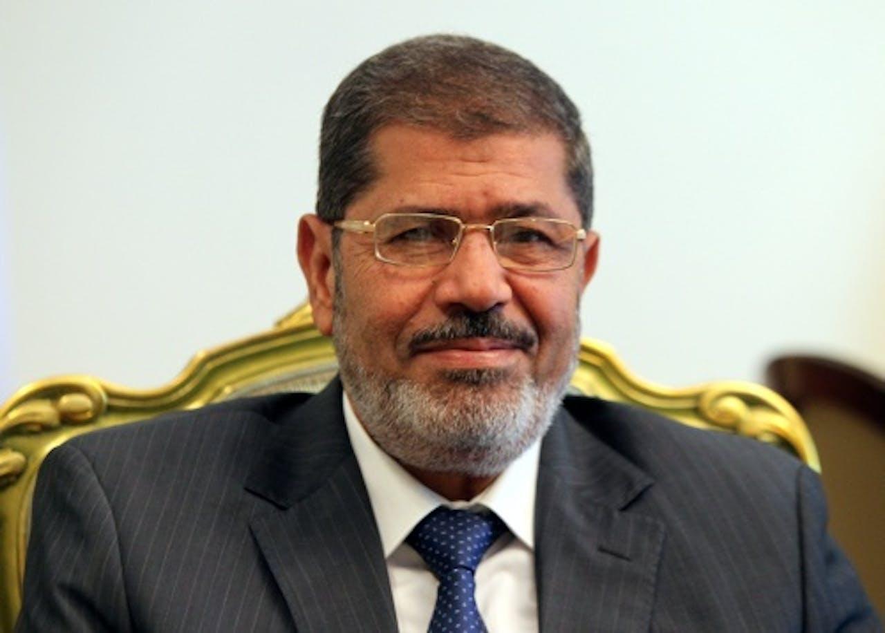Mohammed Mursi, EPA