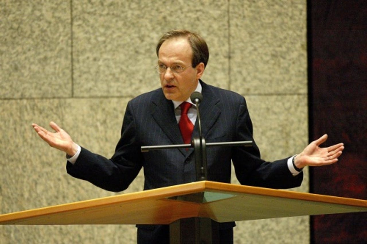 Ad Melkert (archiefbeeld 2002).