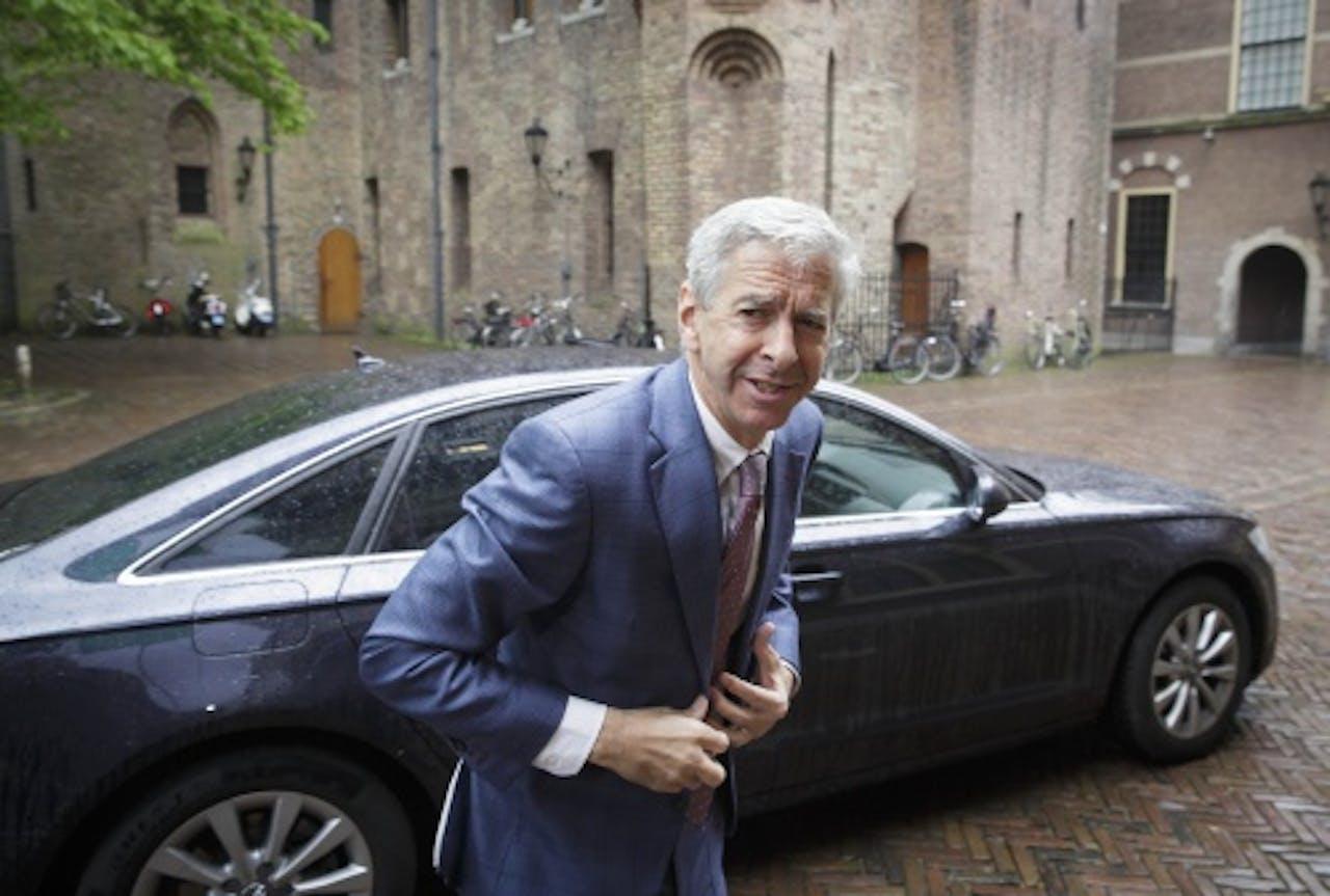 Minister Plasterk. ANP