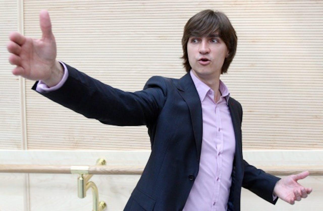 Sergej Filin (archieffoto, juli 2011). EPA