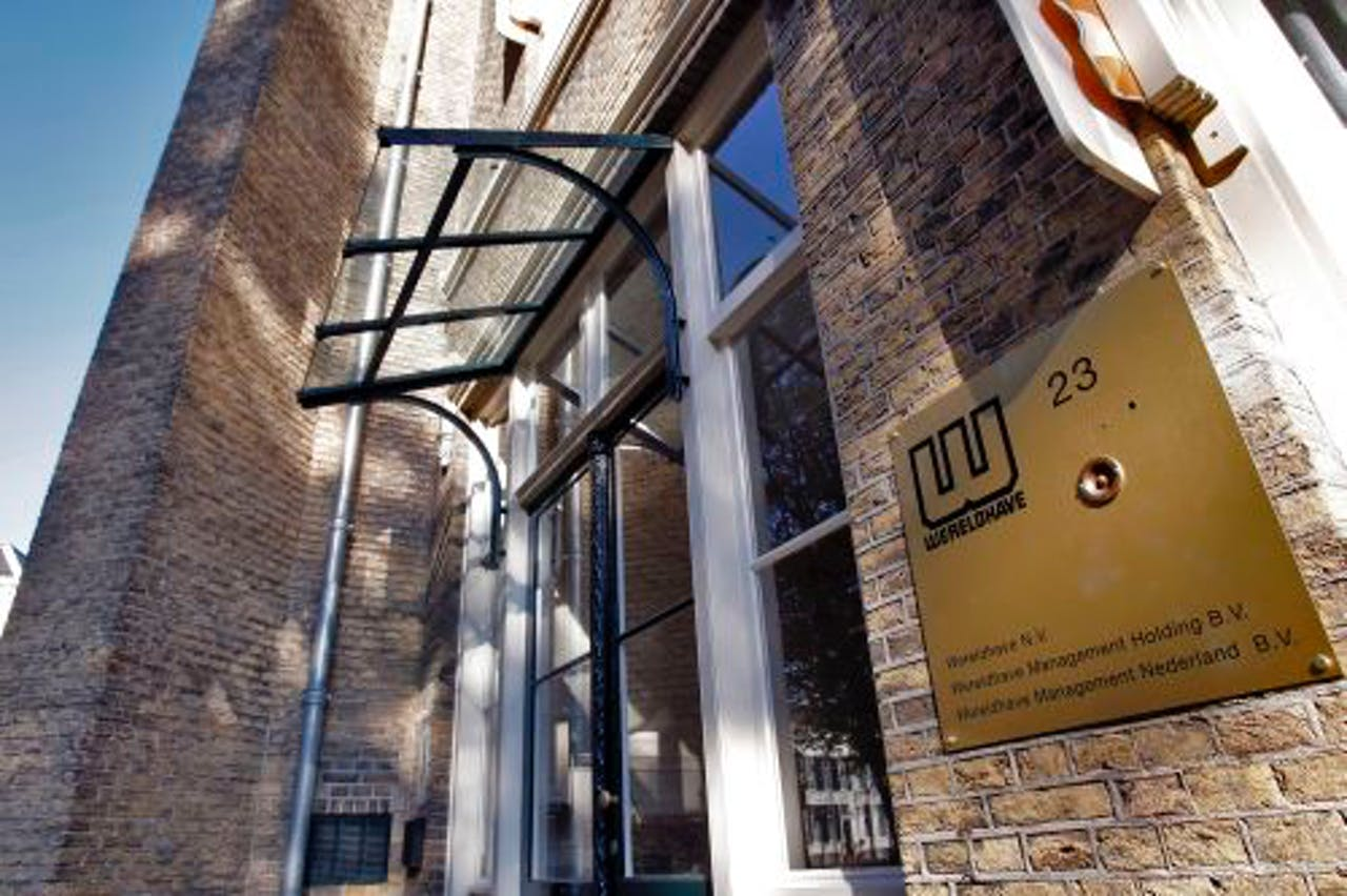 Het hoofdkantoor van Wereldhave. ANP