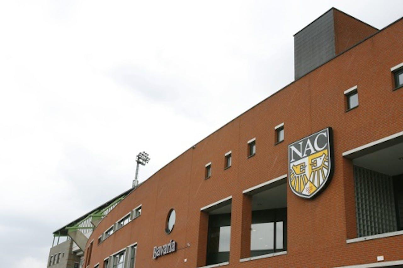 NAC stadion. ANP