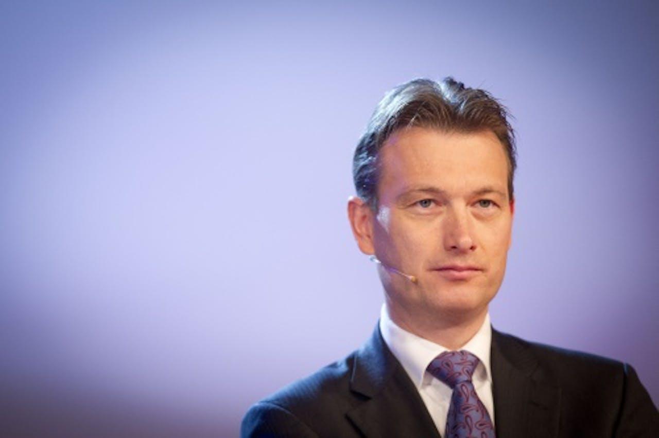 Voormalig staatssecretaris van Cultuur Halbe Zijlstra. ANP