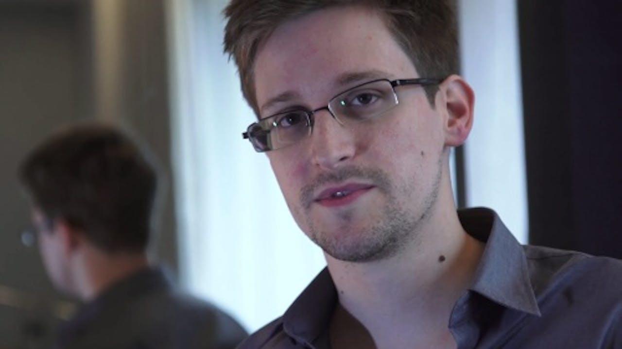 Edward Snowden. EPA