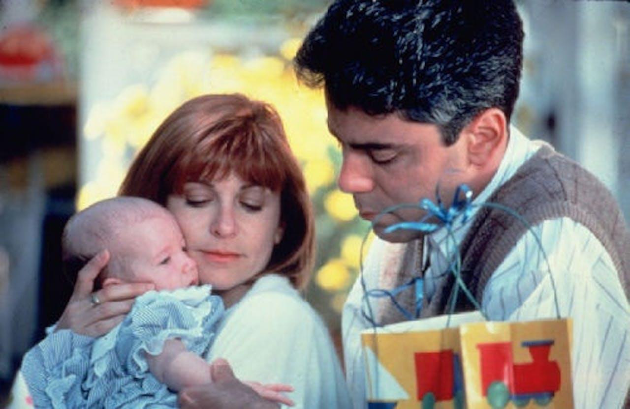 Adam Arkin in de tv-film Babies uit 1990. ANP Kippa