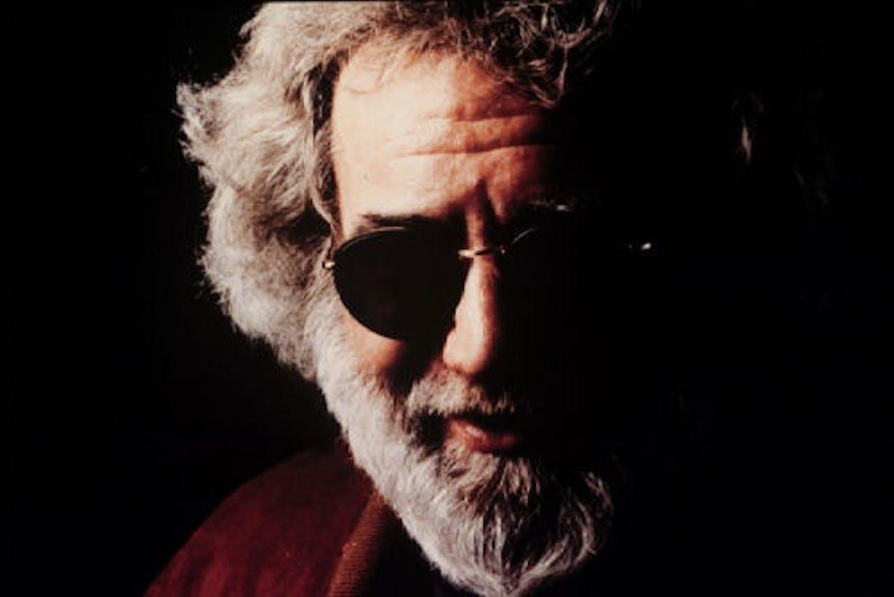 Jerry Garcia. ANP KIPPA