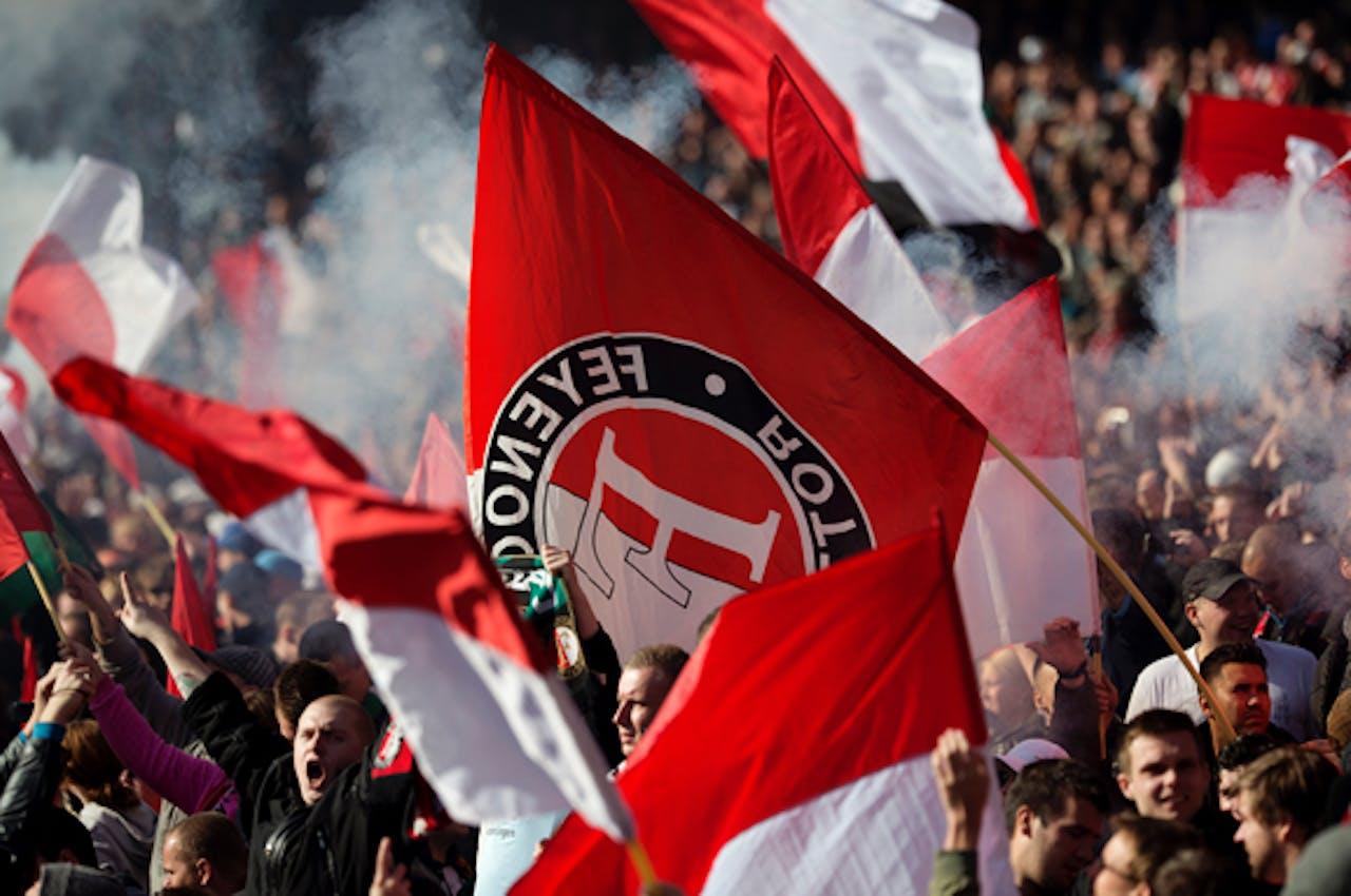 Feyenoord wint met 3-1 van AZ