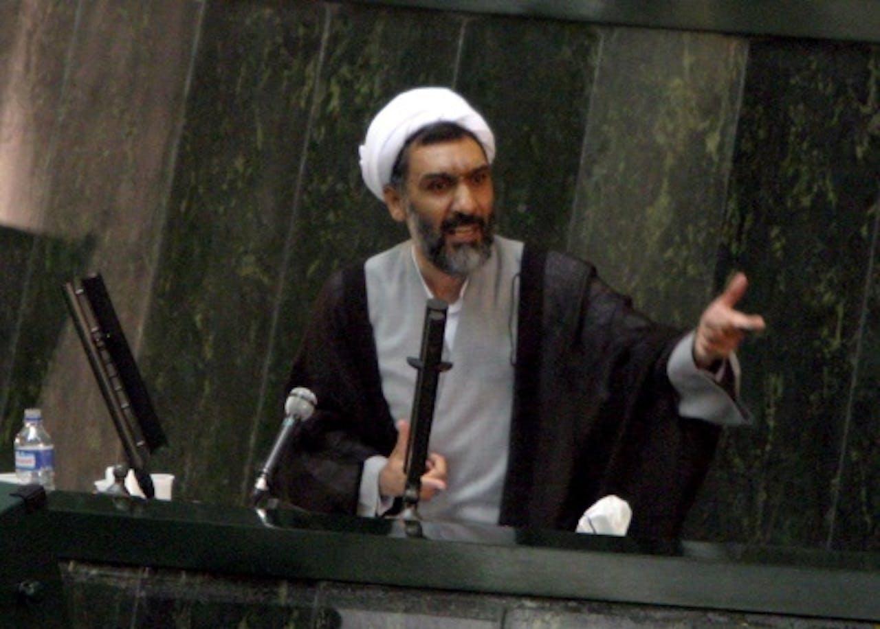 Mostafa Pourmohammadi op archiefbeeld (EPA)