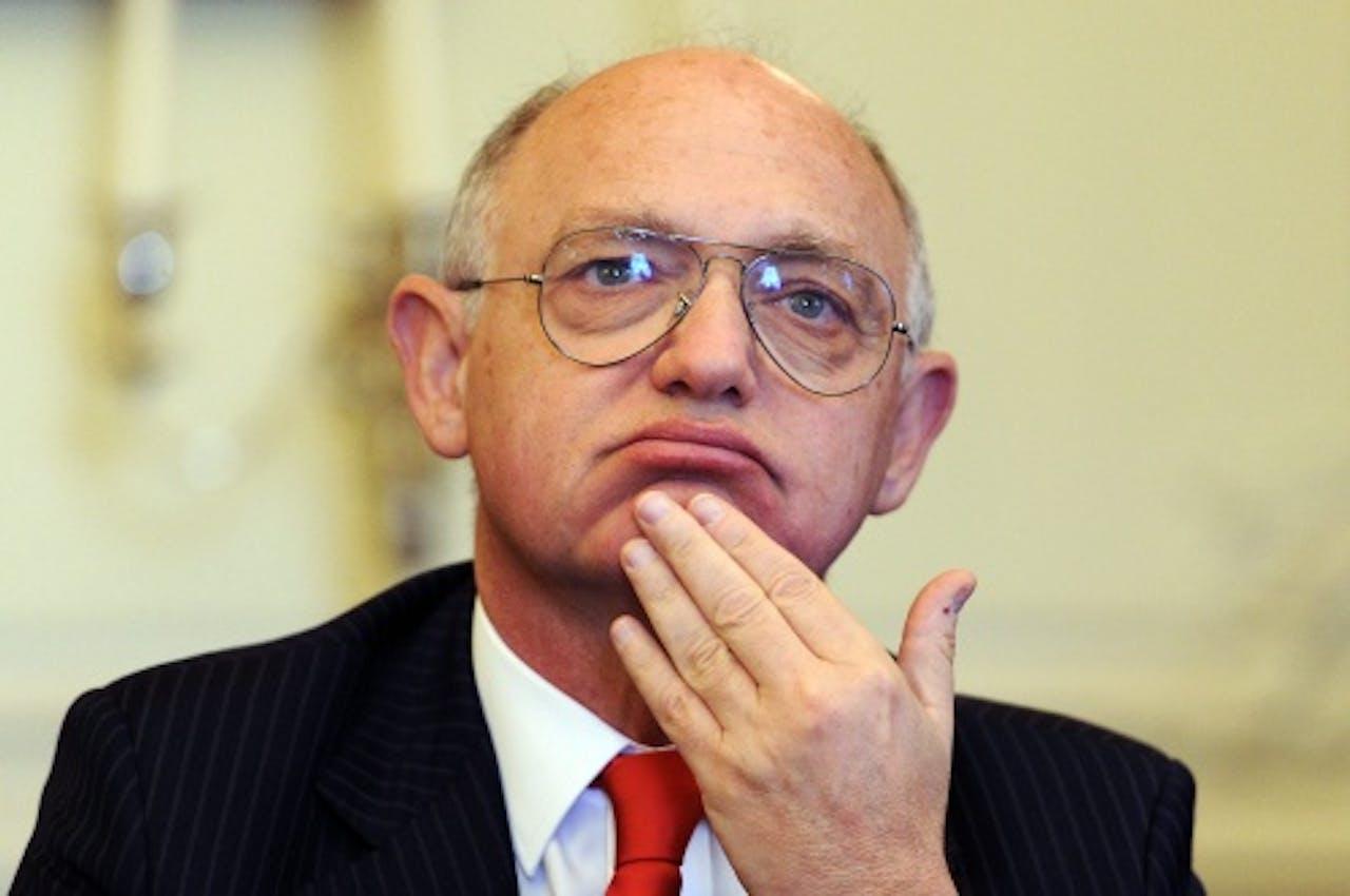 De Argentijnse minister van Buitenlandse Zaken, Hector Timerman. EPA