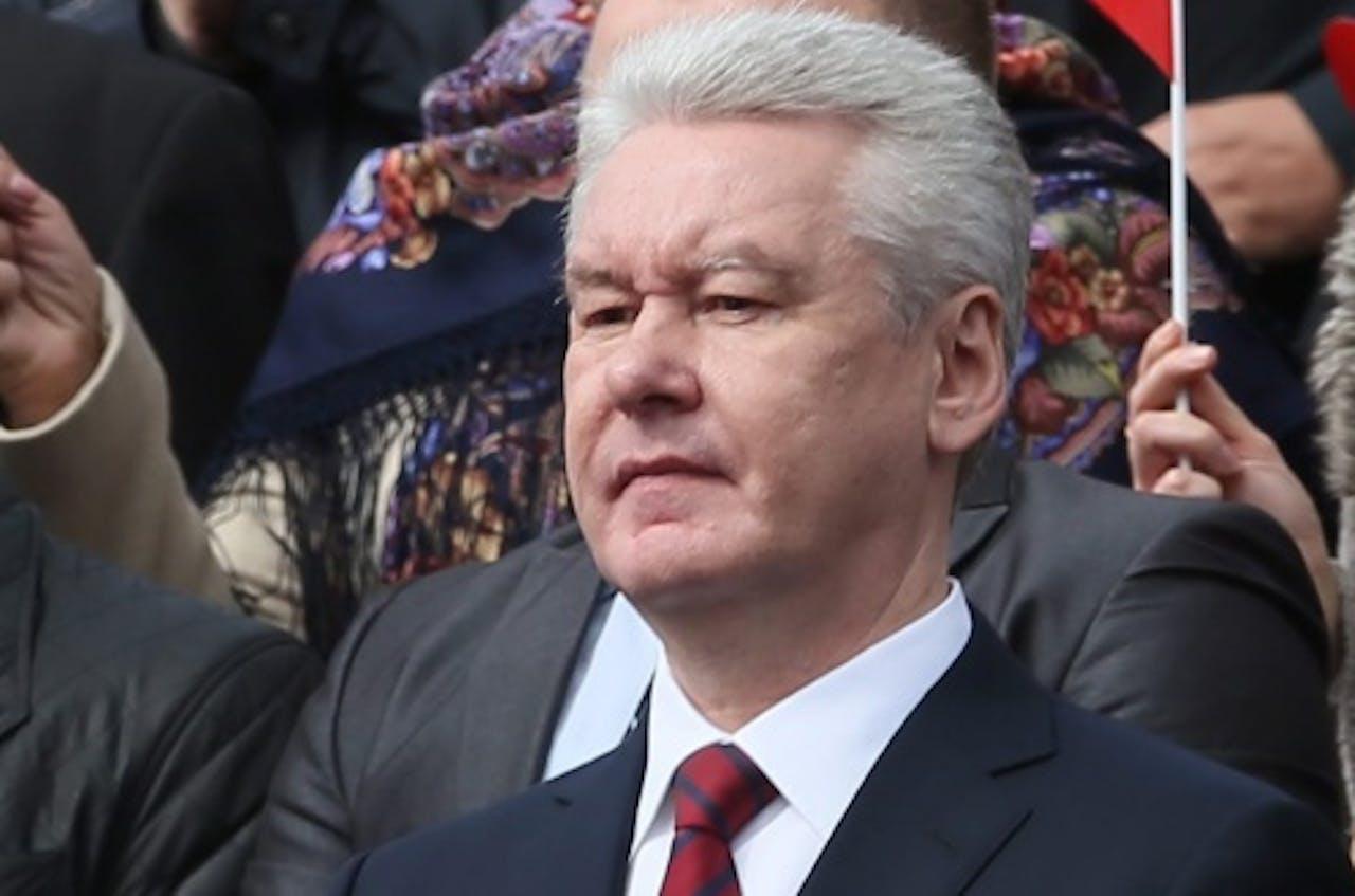 Sergej Sobjanin (EPA)
