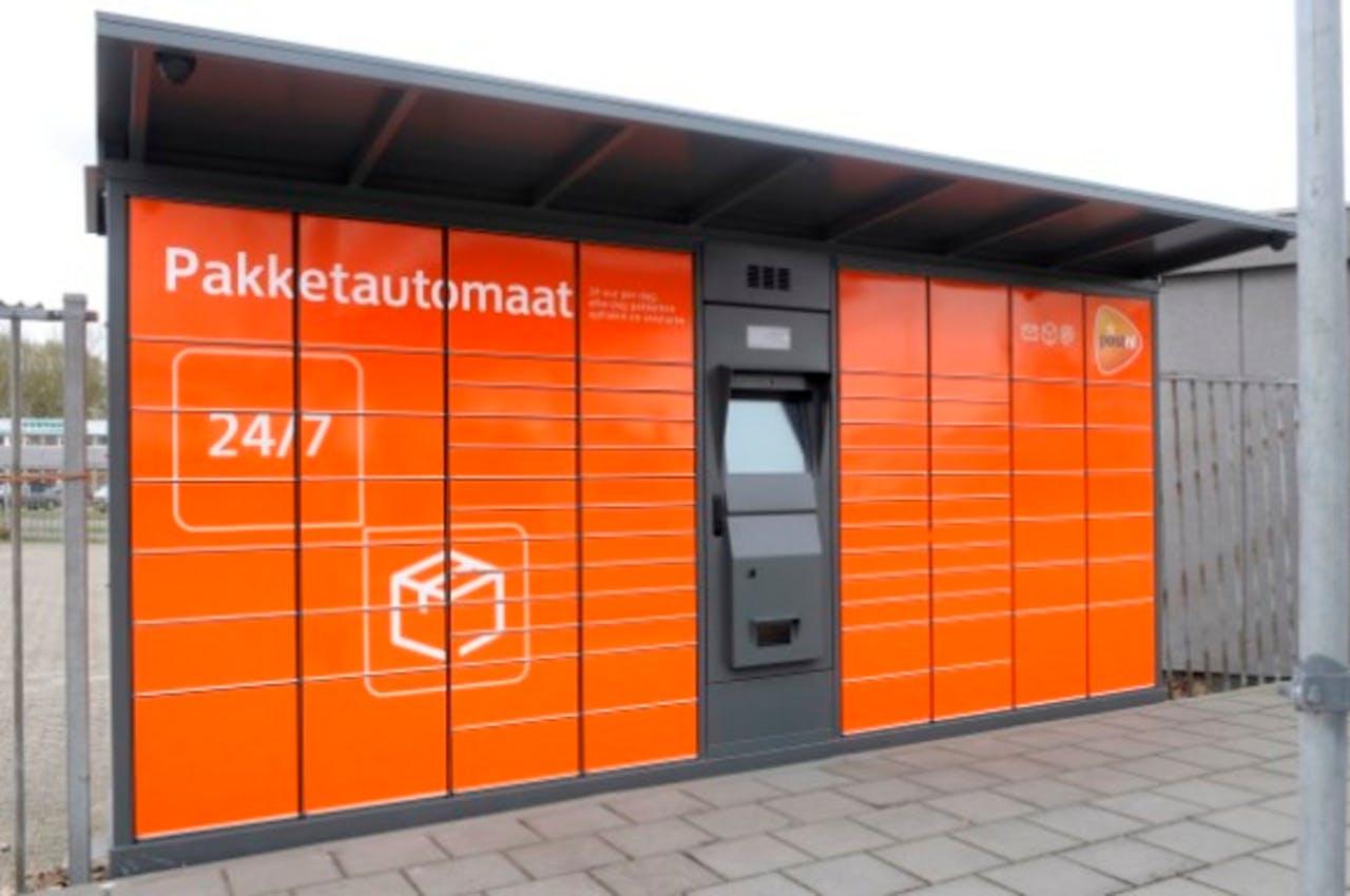 PostNL breidt dienst uit met pakketautomaat in Almere