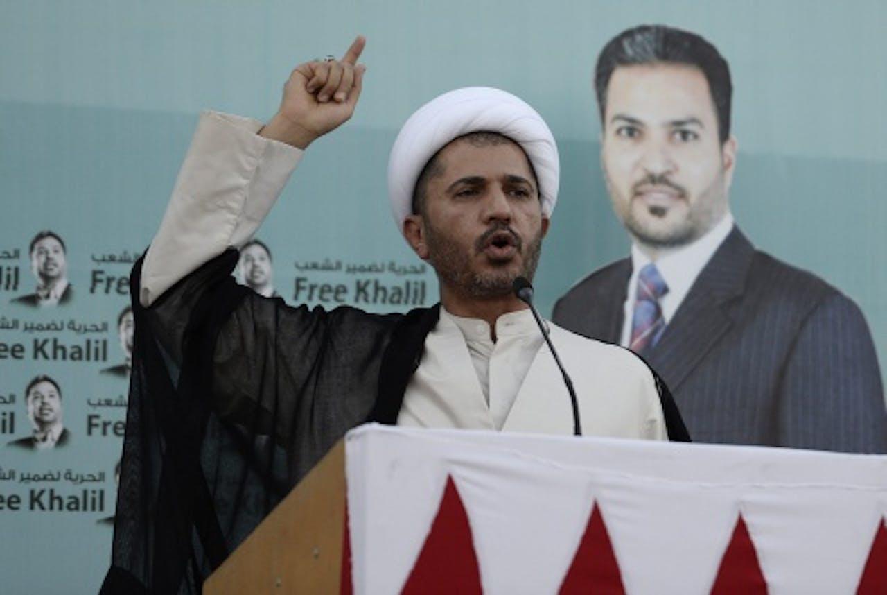 Ali Salman. EPA