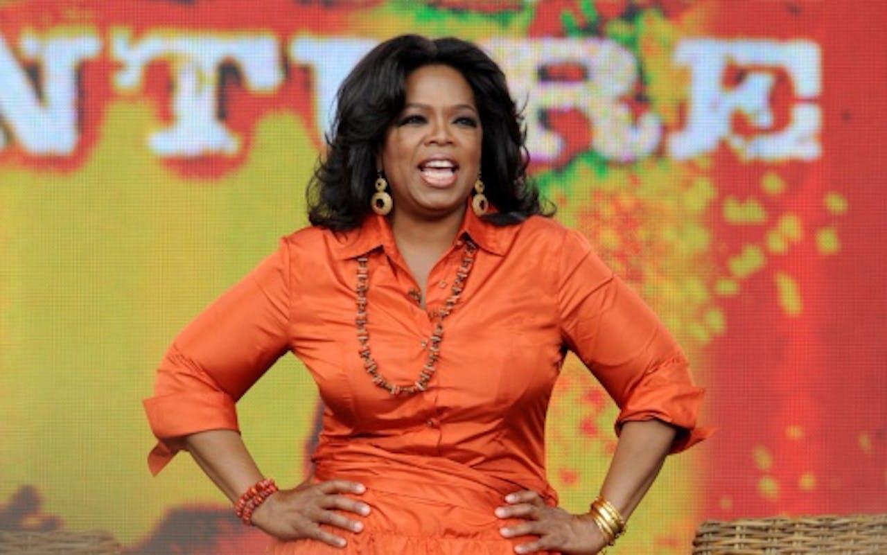 Oprah Winfrey. EPA